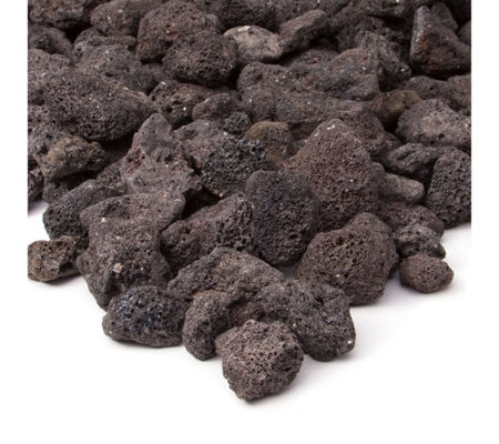 Real Flame 20lb Bag of Lava Rock