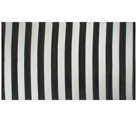 Dii Stripe Outdoor Rug 4 X 6