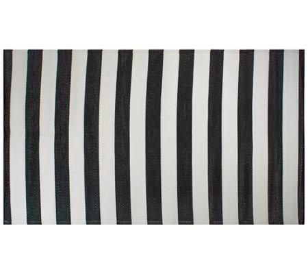 Dii Stripe Outdoor Rug 4 X 6