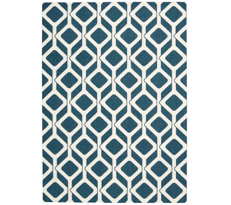 Enhance Diamond 5' x 7' Rug by Nourison