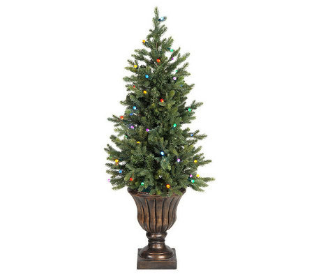 bethlehemlights solutions batteryoperated 4 urn tree with timer