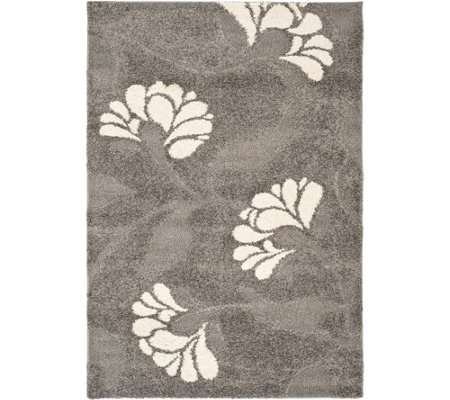 Safavieh 8'x10' Meadow Design Florida Shag Area Rug
