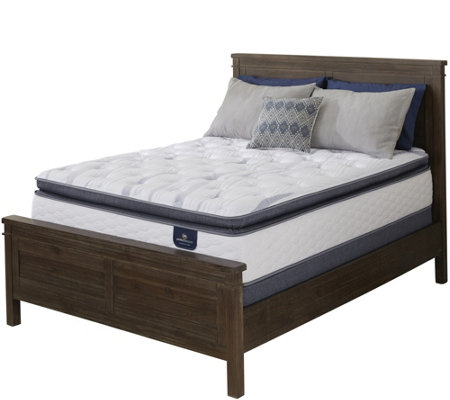 Serta Perfect Sleeper Belleshore Super PT Full Mattress Set