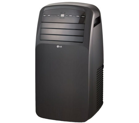 LG Portable Air Conditioner Up to 400-Sq Ft Room & LCD Remote
