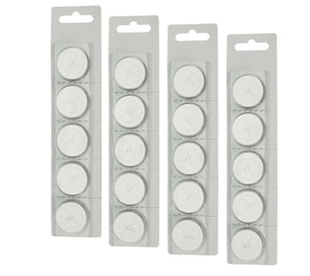 Candle Impressions Set of 20 CR2450 Batteries