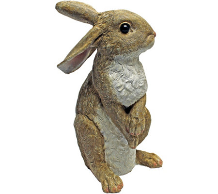 Design Toscano Hopper The Bunny Garden Rabbit Statue