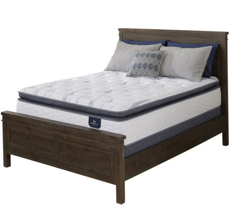 Serta Perfect Sleeper Belleshore Super PT SQ Mattress Set