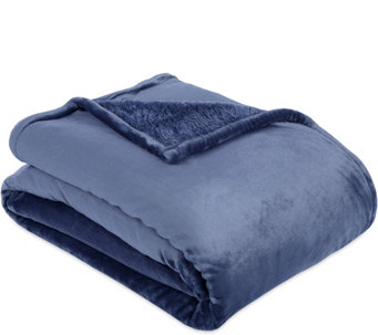 berkshire blanket blankets bedding throws for the home qvc com