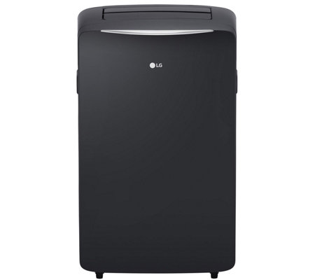 LG Portable Air Conditioner Up to 500-Sq Ft Room with Remote