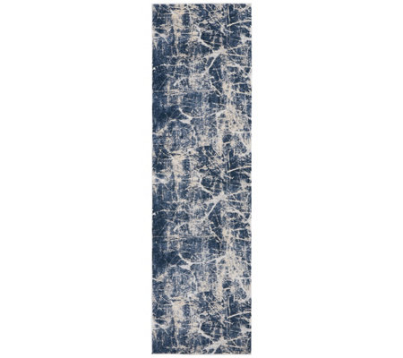 Kathy Ireland Heritage Abstract 2 2 X 7 6 Runner