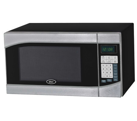 Oster OGH6901 0.9 Cubic Foot Digital MicrowaveOven - Black