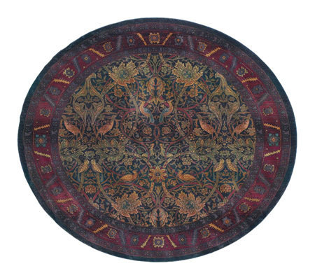 Sphinx Antique Garden 8' Round Rug by OrientalWavers