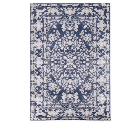 "Casa Zeta-Jones Swansea Lace 5'2"" x 7' Indoor Rug"