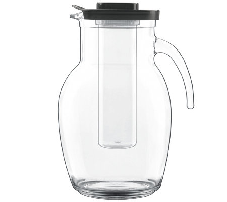 Luigi Bormioli Pitcher with Cooling Tube