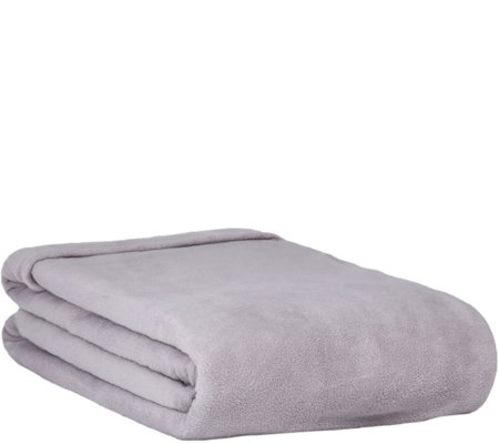 Berkshire Blanket Couch Crasher Microfleece Pocket Blanket