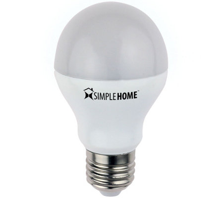 Simple Home WiFi Multicolor Smart LED Bulb