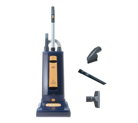 Sebo Automatic X4 Vacuum Cleaner -Blue/Yellow