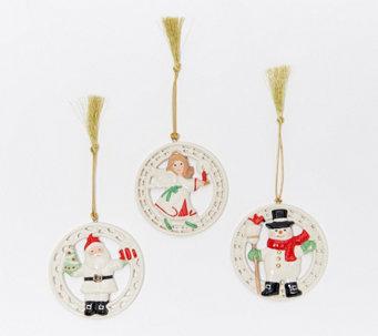 Lenox Christmas Ornaments.Lenox Holiday Qvc Com