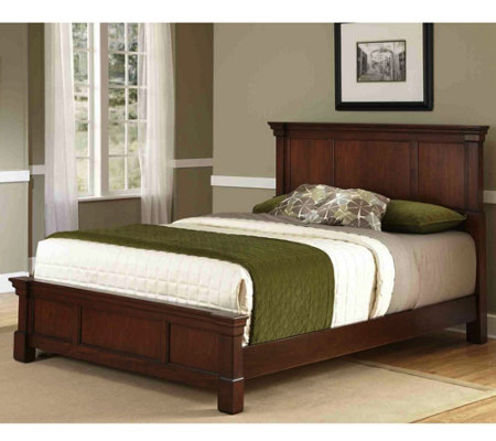 Home Styles Aspen King Bed Set