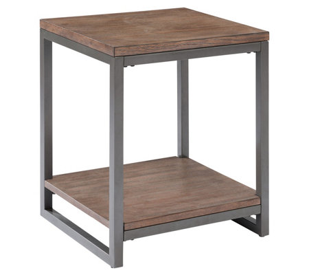 Home Styles Barnside Metro End Table