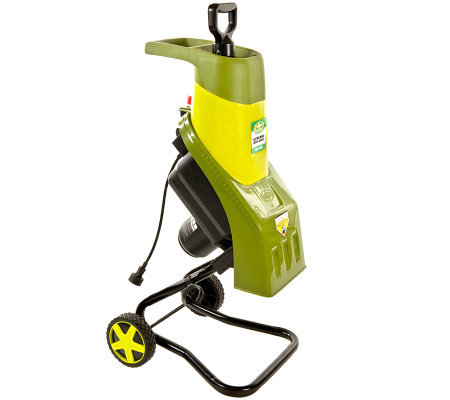 Sun Joe Chipper Joe 14-amp Electric Wood Chipper / Shredder
