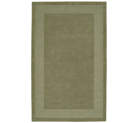"Westport 8' x 10'6"" Handtufted Rug by Valerie"