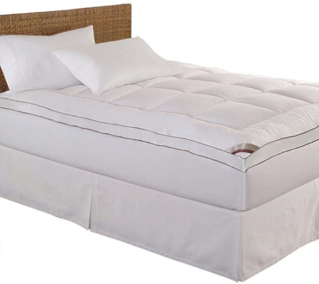Kathy Ireland Home Full Mattress Topper