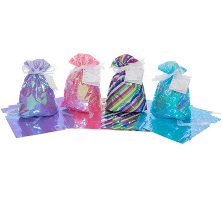 Kringle Express 32-Piece Party Favor Gift Bag Set