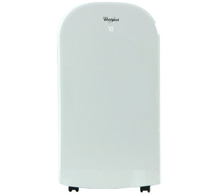 Whirlpool 250 sq. ft. Single Exhaust Portable Air Conditioner