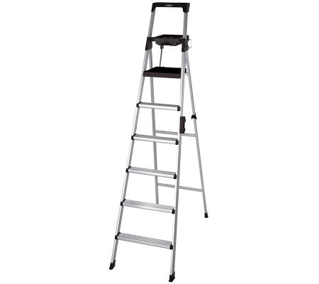 Cosco 8' Signature Series Step Ladder