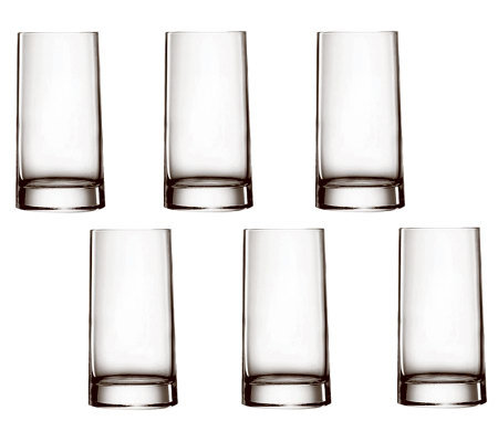 Luigi Bormioli 14.5-oz Veronese Beverage Glasses - Set of 6