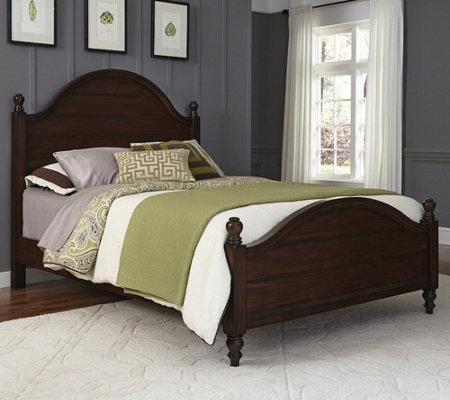 Home Styles Country Comfort Queen Bed Set