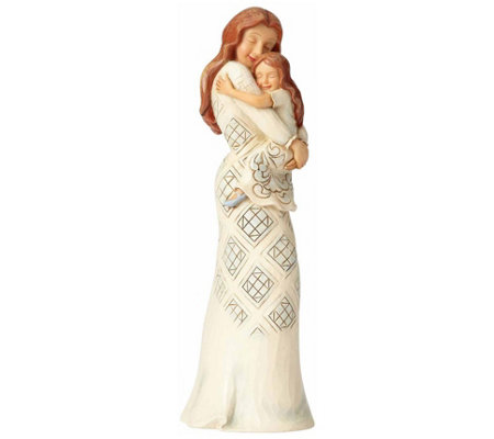 Jim Shore Mother And Daughter Figurine