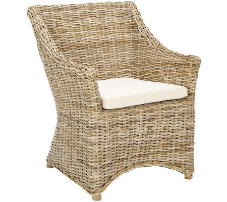 Safavieh Outdoor Ventura Arm Chair