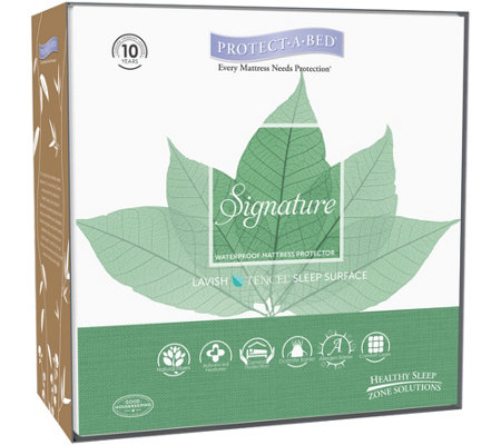 Protect-A-Bed Signature Series Full Mattress Protector