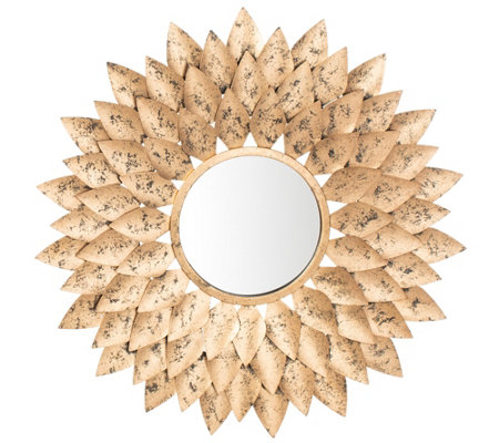 Lana Sunburst Mirror by Valerie