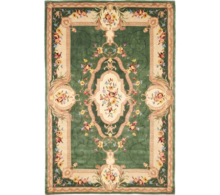 "Royal Palace Special Edition Savonnerie 8'6"" x 12'9"" Wool Rug"