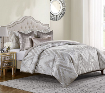 Home Decor Lilianna Cal KG 6 Piece Comforter Set   H215492