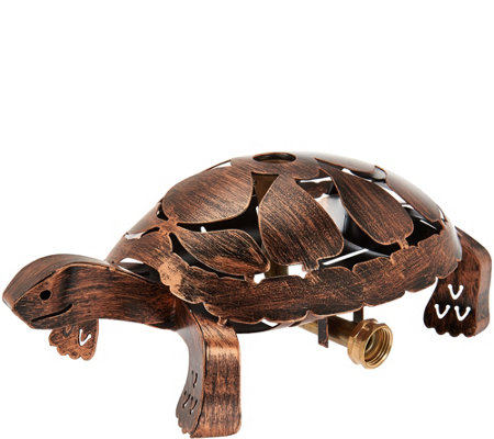 Bernini Rustic Turtle Sprinkler