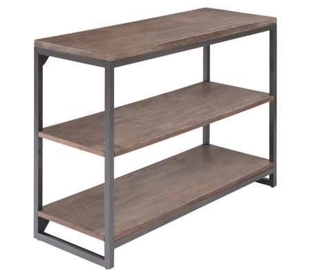 Home Styles Barnside Metro Console Table