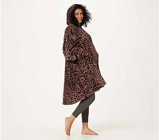 The Comfy Dream Lite Oversized Wearable Blanket