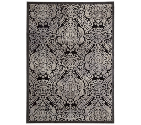 "Graphic Illusions Geometric 5'3"" x 7'5"" Rug byNourison"