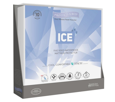 Protect A Bed Ice Full Mattress Protector