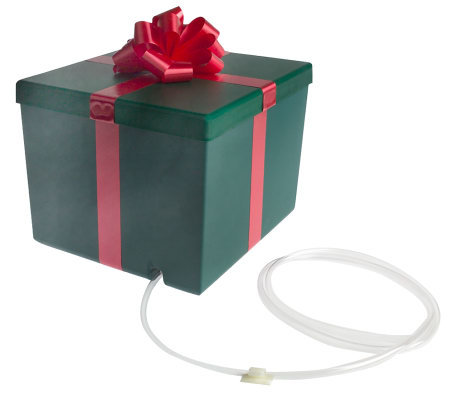 ever green christmas tree watering system