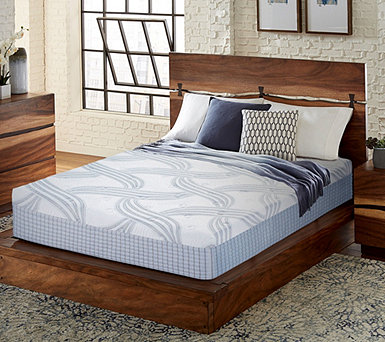 "Scott Living 12"" Hybrid Mattress By Restonic - H217494"