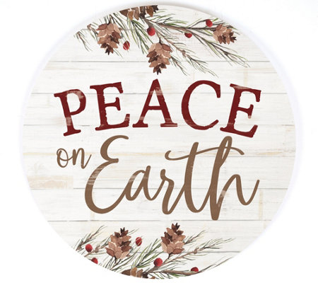 Peace On Earth Wall Art