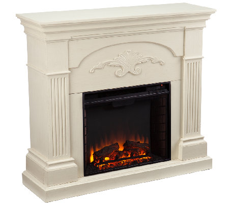 Grand Bruton Electric Fireplace