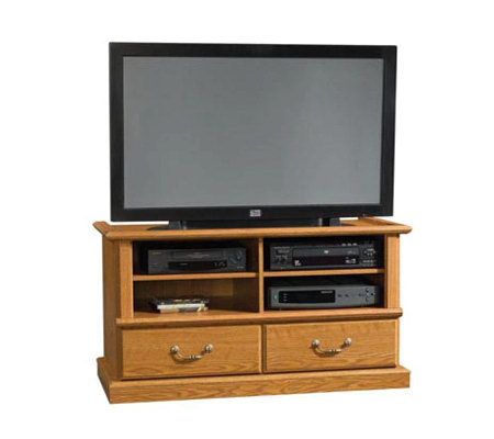 Sauder Orchard Hills Collection Entertainment Credenza