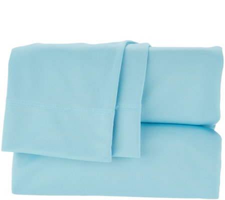 Wicked Sheets Performance Blend Cooling Twin Sheet Set