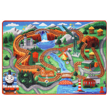 "Thomas and Friends 4'6"" x 6'6"" Play Mat"